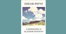 Edgar Payne - Composition of Outdoor Painting
